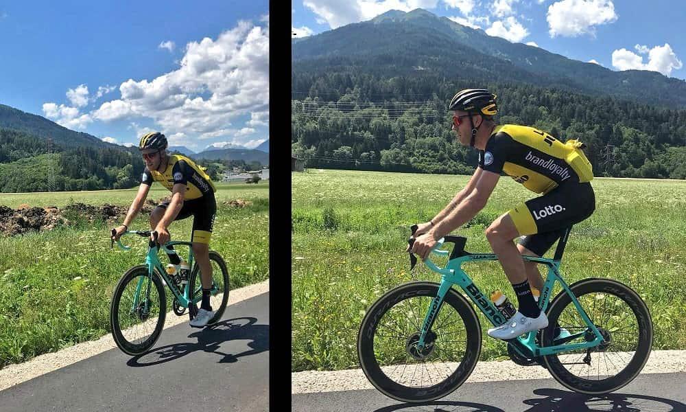 Gamma Bianchi 2019 Road Bike - Bianchi Oltre XR4