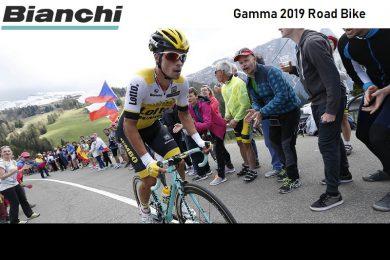 Gamma Bianchi 2019 Road Bike