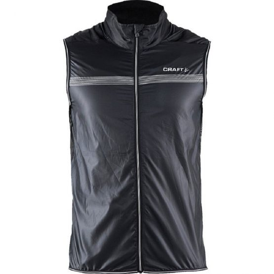 Smanicato Craft FEATHERLIGHT VEST Nero