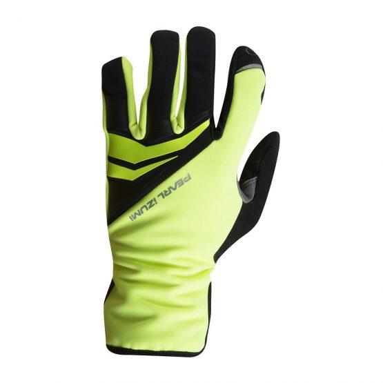 PEARL IZUMI Men's ELITE Softshell Gel Glove YELLOW