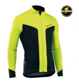 Northwave RELOAD JACKET Selective protection (Thermal and Waterproof)