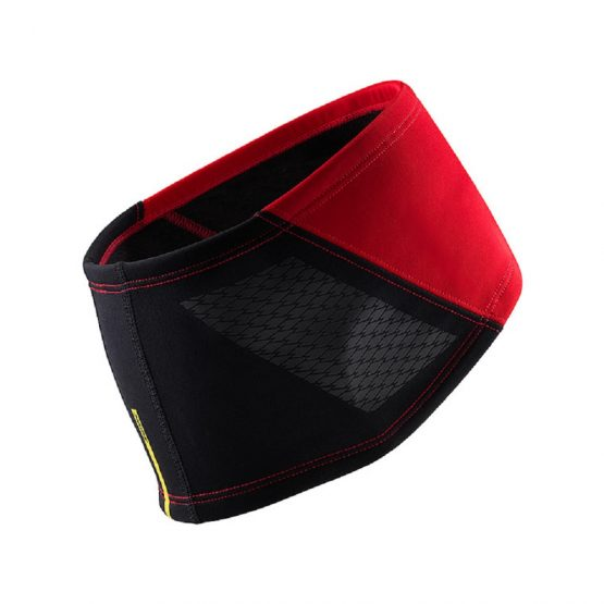 MAVIC - COSMIC WIND HEADBAND BLACK RED