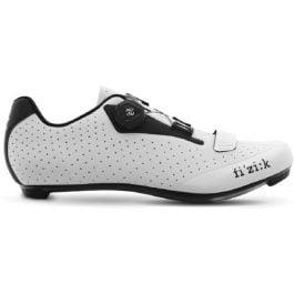 Scarpe R5B Road Bike Fizik – Bianco Nero