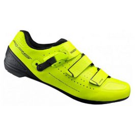 RP5 SHIMANO Road Shoes Yellow Fluo