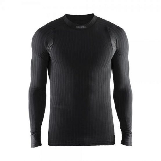 Craft BE ACTIVE EXTREME 2.0 manica lunga Intimo invernale nero