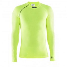 Craft BE ACTIVE EXTREME intimo invernale manica lunga verde