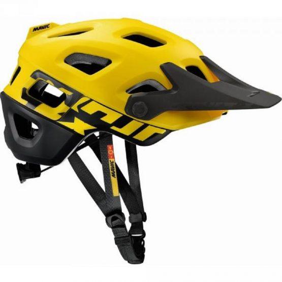 Helmet MTB MAVIC CROSSMAX PRO (yellow)