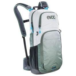Evoc CC16L + Bladder 2L white olive backpack