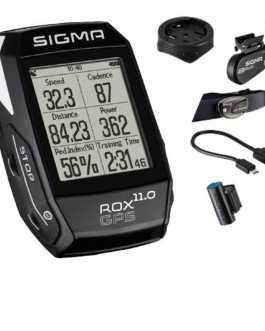 Sigma GPS cardiofrequenzimetro ROX 11.0 SET