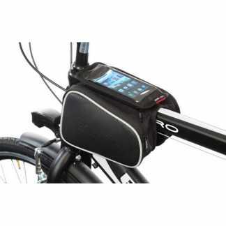 Borsa Porta Smartphone al telaio con tasche laterali - Bonin Bike