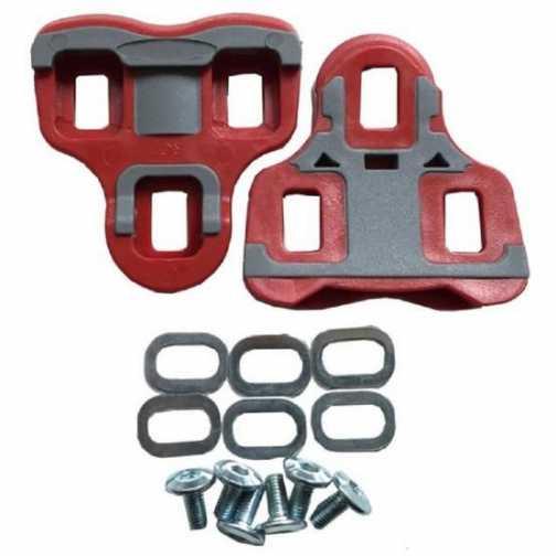 Tacchette ELEVEN compatibili LOOK KEO GRIP (grigio, nero rosso a scelta)