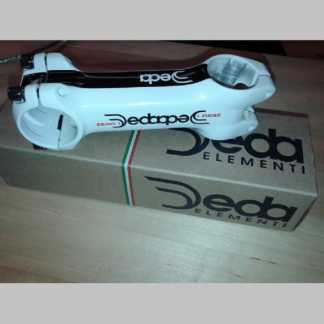 Attacco Manubrio DEDA ZERO1 OS (shiny white)