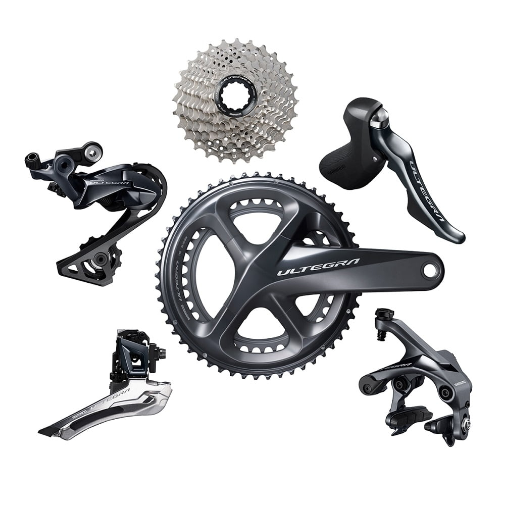 Groupset Shimano Ultegra R8000 Direct Mount Ciclobottega Bikeshop 105 5800 New In Box