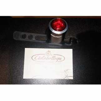 Faretto posteriore con sensore CREPUSCOLARE e di MOVIMENTO (Usb)