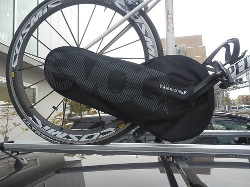 Evoc Chain Cover Black - Ciclobottega Bikeshop