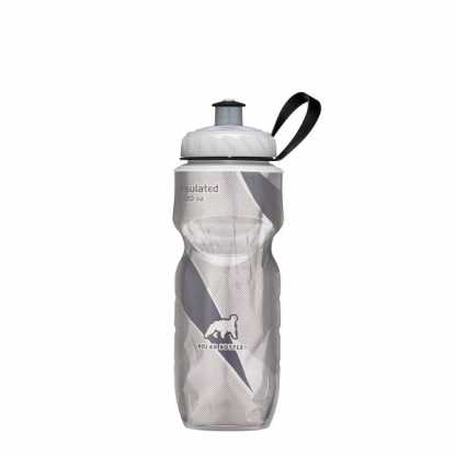 Borraccia Termica Polar Bottle Black Pattern