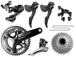 Groupset Shimano DURA-ACE 9100 (Direct mount)