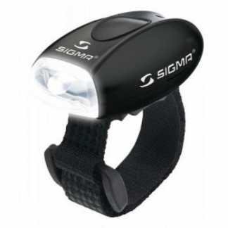Luce Led SIGMA MICROLED BLACK (luce bianca)