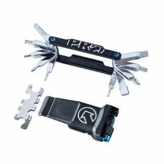 Attrezzo PRO Tool Mini 22 funzioni in alluminio cromato
