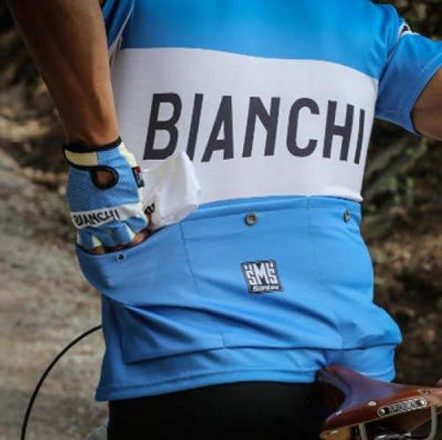 17c4425eb Jersey BIANCHI EROICA (short sleeve) - Ciclobottega Bikeshop