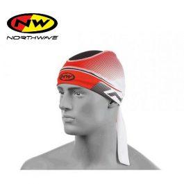 Summer Northwave BANDANA (red white black)