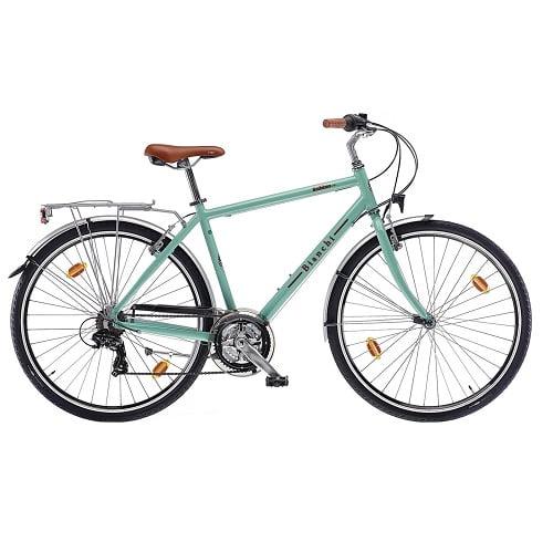 Bici Bianchi Spillo Rubino Deluxe Uomo