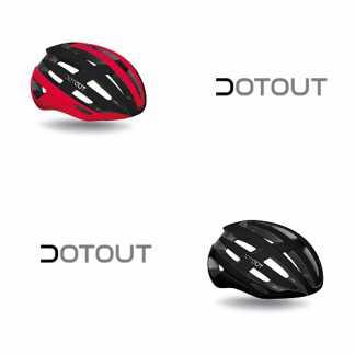 Casco bici da corsa per uomo Dotout Targa