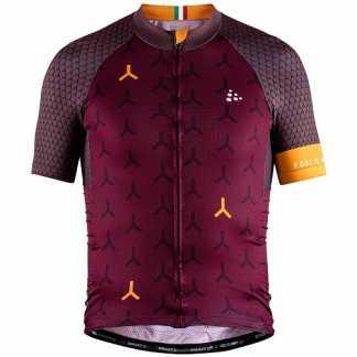 Maglia ciclismo estivo Monument Jersey GIRO DI LOMBARDIA Craft