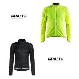 Giacca antipioggia e antivento Lithe Jacket Craft