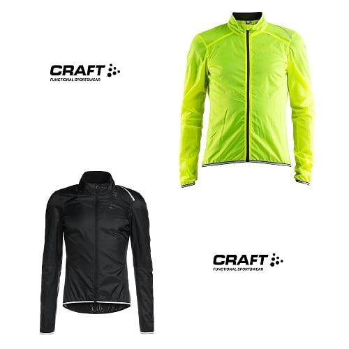 Giacca antipioggia e antivento Lithe Jacket M Craft