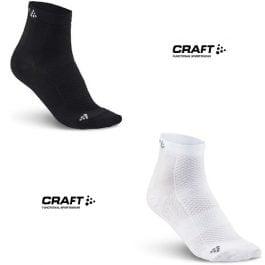 Calzini Ciclismo Estivo Cool Mid Sock 2-Pack Craft