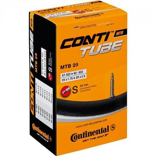 Camera aria CONTINENTAL S42 29x1.75/2.5 (Presta valve)
