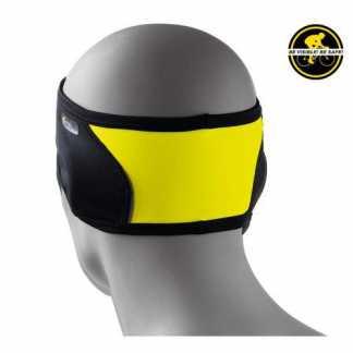 Northwave BLADE fascia antivento giallo fluo