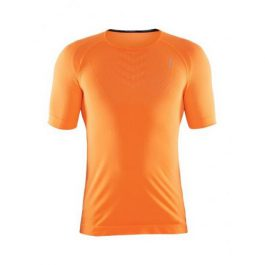 Craft COOL INTENSITY intimo estivo manica corta arancio