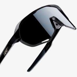 Sunglasses  S2 – Soft Tact Black – Smoke