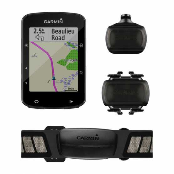 Garmin Edge 520 Plus Sensor Bundle Ciclocomputer