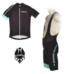 Bianchi Hexagon Complete Cycling Jersey