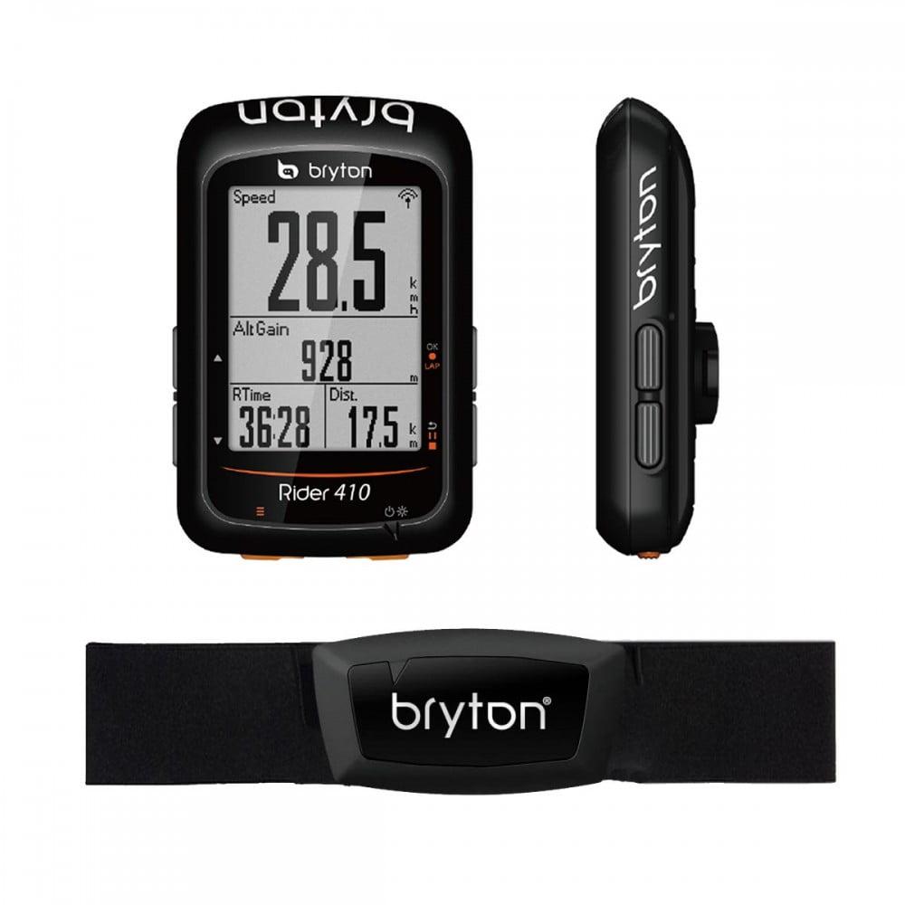 ciclocomputer gps rider 450 BR450E BRYTON Ciclocomputer GPS