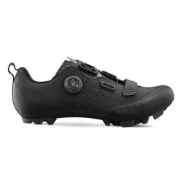 Fizik MTB Terra X5 Scarpe ciclismo Black-Black