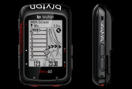 Bryton AERO 60E Ciclocomputer GPS Cartografico