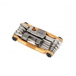 Multitool Crank Brothers M17 Gold