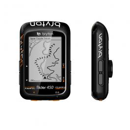 Bryton RIDER 450E Ciclocomputer GPS (OSM Track)