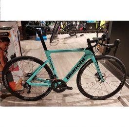 Bianchi ARIA E-ROAD Bike Full Carbon (Taglia 57)