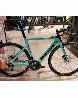 Bianchi ARIA E-ROAD Bike Full Carbon (Taglia 53)