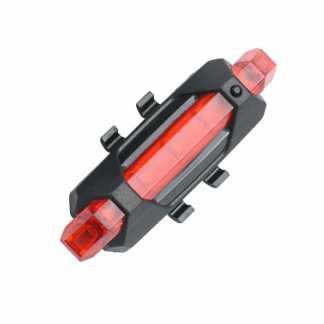Rapid X Luce Posteriore Ricaricabile per bici 50 Lumen