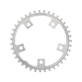 Chainring STRONGLIGHT 110mm 34T (5×110 BCD) Silver