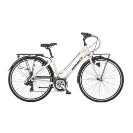 Bianchi Spillo Rubino Lady City Bike (Bianco perlato)