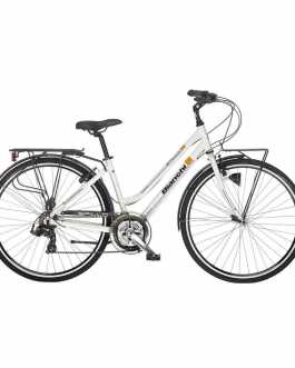 Bianchi Spillo Rubino Lady City Bike (Bianco perlato)