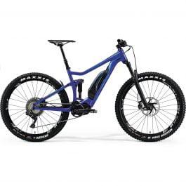 EBIKE eONE-SIXTY 800 MERIDA Blue (Taglia M)
