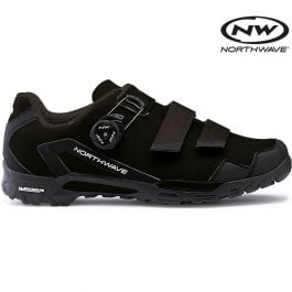 Scarpe Nortwhave Outcross 2 Plus MTB – Black
